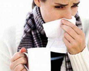 как вылечить первые признаки простуды