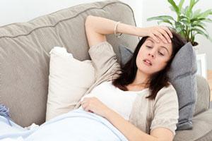 признаки простуды у взрослых
