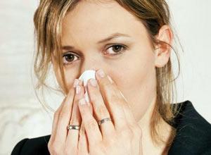 Заложен нос при беременности