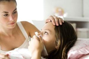 хронический насморк - лечение препараты