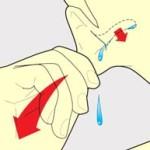 Вода в ухе. Способы удалить воду из уха.