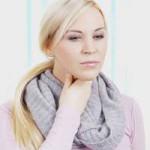 полоскание горла при боли