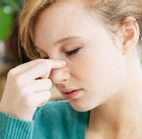 Почему нос постоянно закладывает, даже если не болеешь?