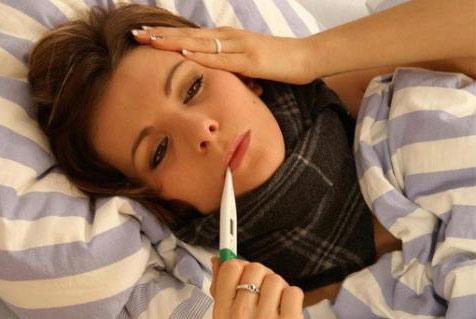 Повышение температуры без признаков простуды