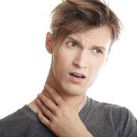 Ком в горле — это ощущение дискомфорта в горле, описываемое пациентом как невозможность полностью сглотнуть, ощущение инородного тела.