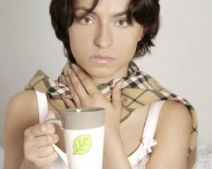 как укрепить горло от простуды