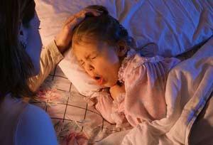 кашель ночью у детей