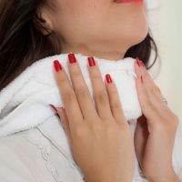 компресс на горло во время ангины